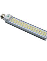 1 Pcs YWXLight® E26/E27 G24 5730SMD 96LED 20W 1850-1950LM Cool White Warm White LED Corn Light Horizontal Plug Light (AC 85-265V)