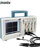 Tektronix tbs1102 bande passante de oscilloscope de stockage numérique 100m deux canaux