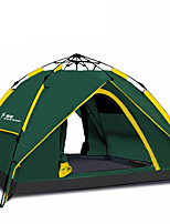 LYTOP/飞拓 2 persons Tent Double Automatic Tent One Room Camping Tent Fiberglass OxfordWaterproof Breathability Ultraviolet Resistant