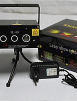 Lampe LED de Soirée Ballon de lumière magique LED Party Disco Club DJ Show Lumiere LED Crystal Light Projecteur laser 150W - - -