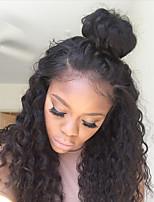 Beste volle Spitze-lockige Menschenhaarperücken mit den Haaren des heißen brasilianischen Menschenhaar-Perücken der Frauen für schwarze