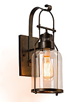 AC 100-240 60 E26/E27 Moderno/Contemporâneo Tradicional/Clássico Rústico Pintura Característica for LED Estilo Mini,Luz AmbienteLâmpadas
