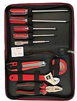 Endura Kreuz Kunststoff Griff Schraubendreher 9 Stück e1123 manuelle Werkzeug-Set