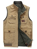 Men's Vest/Gilet Camping / Hiking Thermal / Warm Spring