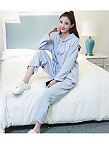 Women's Going out Casual/Daily Street chic Sophisticated Hoodie Dress Suits,Solid Round Neck