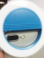 Lampe mémorisée par le téléphone portable lampe à retardateur usb chargeur lumière de nuit flash de lumière batterie au lithium intégrée