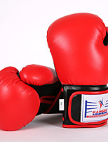 Boxing Gloves Boxing Training Gloves for Taekwondo Boxing Full-finger Gloves Breathable Wearproof High Elasticity Protective PU EVA