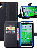 The Lychee Stripe Card Holder Protects The Leather Case for The HTC Series