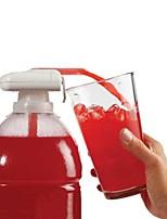 Novelty elétrico automático suco coquetel água dispensador beber palha fruta vegetal automático bebida suck