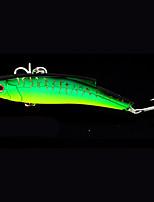 1 pcs Appât métallique leurres de pêche Brochet Vert Tigre doré Rouge foncé g/Once,120 mm/4-3/4