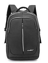 15.6 дюймовый ноутбук с водонепроницаемой нейлоновой тканью с рюкзаком для ноутбука порта USB для ноутбуков macbook / dell / hp / lenovo /