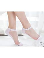 Ledové hedvábí Ponožky Tenké