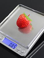 1 piezas Herramienta de medición For para la galleta de las frutas para vegetal Para utensilios de cocina para el pan Acero Inoxidable
