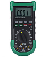 MASTECH MS8268 Digital Multimeter LCD Auto Range Porotection Ac/Dc Capacitor Tester  Multimeter Voltmeter Ammeter Frequency