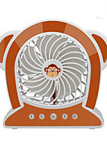 Yy wg16-m10 usb mini fan meng monkey mini fan nachladbare kleine fan wiederaufladbare mini fan usb cartoon desktop