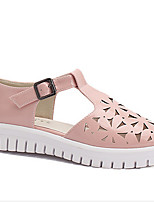 Women's Loafers & Slip-Ons Spring Summer Light Soles PU Casual