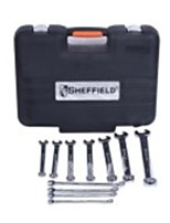 Steel Shield 11 Sets Of Metric Fine Polishing Dual-Use Long Wrench (Plastic Box) / 1 Set