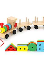 Building Blocks For Gift  Building Blocks Model & Building Toy Train Toys