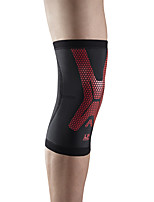 Unisex Knee Brace Breathable Muscle support Easy dressing Compression Stretchy Protective Soccer Casual SportsPolyester Chinlon Neoprene