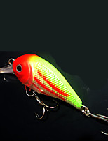 1 pcs Fishing Tools Fishing Lures Shad Green Forest Green g/Ounce,50 mm/2-1/8