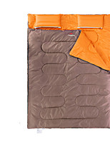 Sleeping Bag Rectangular Bag Double 5 Hollow Cotton145 Camping Portable Keep Warm