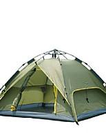 3-4 человека Двойная Однокомнатная Палатка