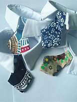 Dog Tie/Bow Tie Dog Clothes Summer British Casual/Daily Rainbow