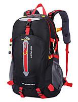 40 L Заплечный рюкзак Восхождение Спорт в свободное время Отдых и туризмВодонепроницаемость Пригодно для носки Дышащий