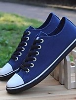 Men's Sneakers Spring Comfort Canvas Tulle Casual