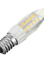 E14 LED-maissilamput T 44 SMD 2835 200-300 lm Lämmin valkoinen Kylmä valkoinen AC 220-240 V 1 kpl