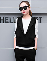 Women's Casual/Daily Sports Active Hoodie Pant Suits,Solid Hooded Stretchy