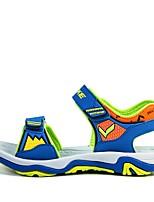 Para Meninos-Sandálias-Conforto-Rasteiro--Courino-Ar-Livre Casual Para Esporte