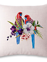 1 pcs Two birds Print Style Pillow Case Cushion Cover