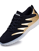 Women and Men's Sneakers Summer Fall Light Up Shoes Cowhide Casual Flat Heel LED Running
