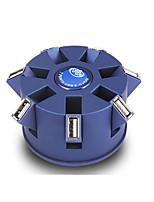 Wudoumi wdm-93 7 portas hub de alta velocidade usb 2.0