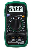 Mastech mas830l цифровой мультиметр маленький мультиметр 1 / taiwan