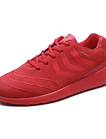 Men's Athletic Shoes Spring Summer Comfort Light Soles Leatherette Outdoor Athletic Casual Flat Heel Walking