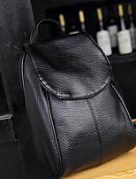 Women Backpack PU All Seasons Formal Sports Casual Outdoor Shopping Climbing Black