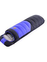 Sleeping Bag Rectangular Bag Single -35-25- Duck Down 210X80 Camping Outdoor Keep Warm 自由之舟骆驼