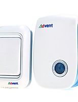 Advent E-228 Wireless Doorbell Home Intelligent Home Long Distance Receiving Pager Small Button Large Volume