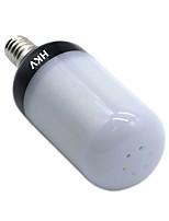 HKV® E14 E26/E27 8W 81 LED 5736 SMD 700-800Lm Warm White Cold White LED Corn Lights (AC 220-240 V)