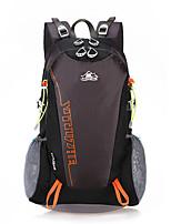 40 L Mochila para Excursão Alpinismo Esportes Relaxantes Acampar e Caminhar Á Prova-de-Chuva Á Prova-de-Pó Respirável Multifuncional