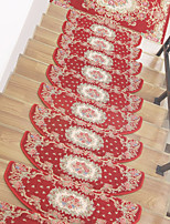 1 PC European Mat Creative Step Pad Free Rubber Self-adhesive Pad Household Stair Carpet Mat