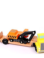 DIY KIT Building Blocks Educational Toy For Gift  Building Blocks Truck Wood 2 to 4 Years 5 to 7 Years Toys
