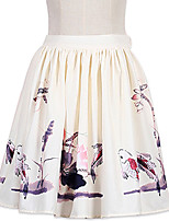 Gonna Dolce Lolita Cosplay Vestiti Lolita Di tendenza Lolita Corto / Mini Gonna Per