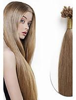 20-дюймовые бразильские настоящие remy человеческие волосы u-tip наращивание волос многократные цвета kertain prebonded человеческое