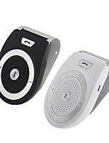 Kit mains libres bluetooth voiture pour iphone haut-parleur annulation de bruit clip sans fil sur pare-soleil portable voiture audio