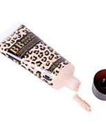 1Pcs Woman Leopard Magic Bb Cream Creme Smooth Moisturizing Makeup Liquid Foundation Creme Concealer Bb & Cc Creams