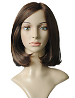 Short Wig Side Part Synthetic Wig Capless Women Cosplay Wig Hairstyle For Women