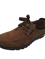 Men's Oxfords Fall Winter Formal Shoes Comfort Novelty Light Soles Customized Materials Outdoor Athletic Casual Work & Safety Flat Heel